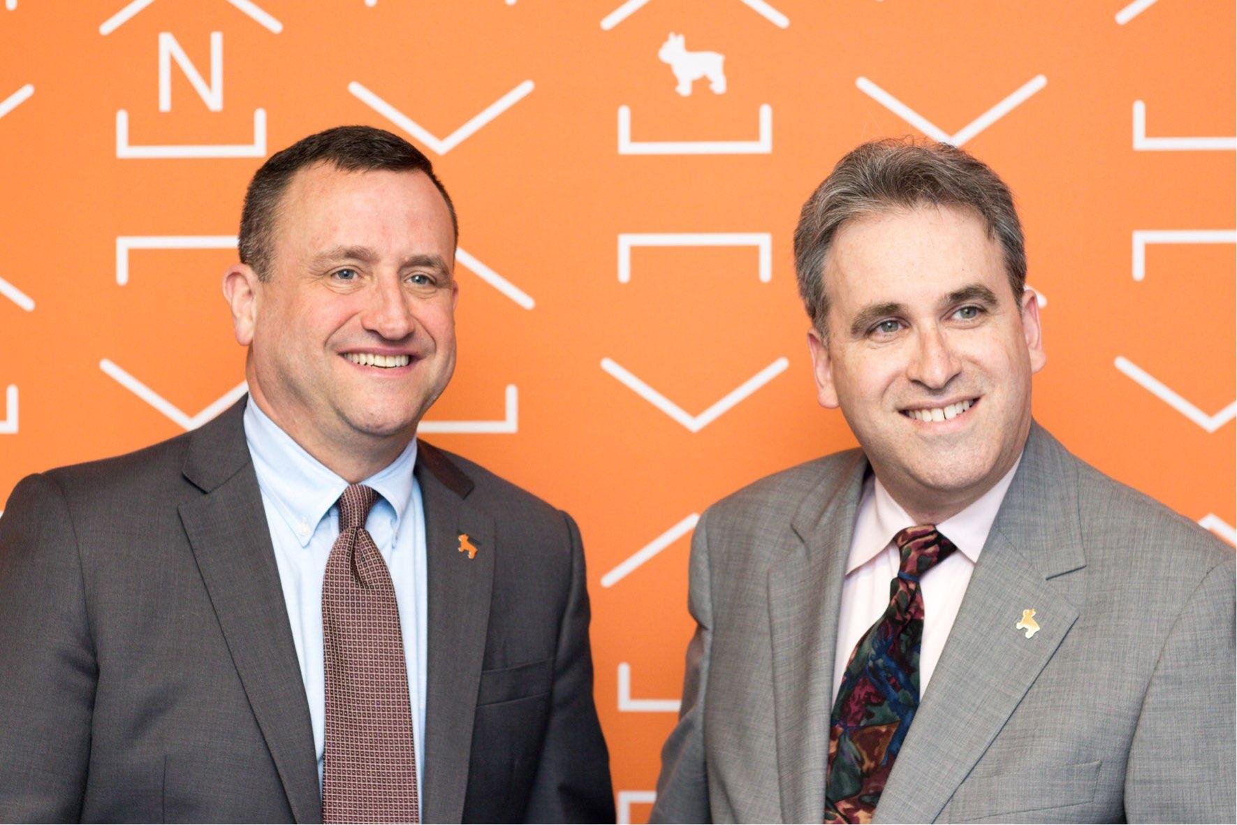Jeffrey Wade & Edward Hasicka